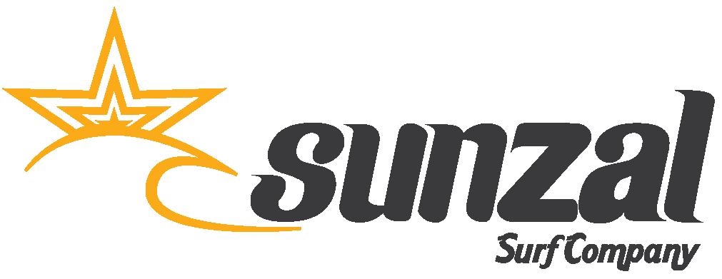 Sunzal Logo - Black